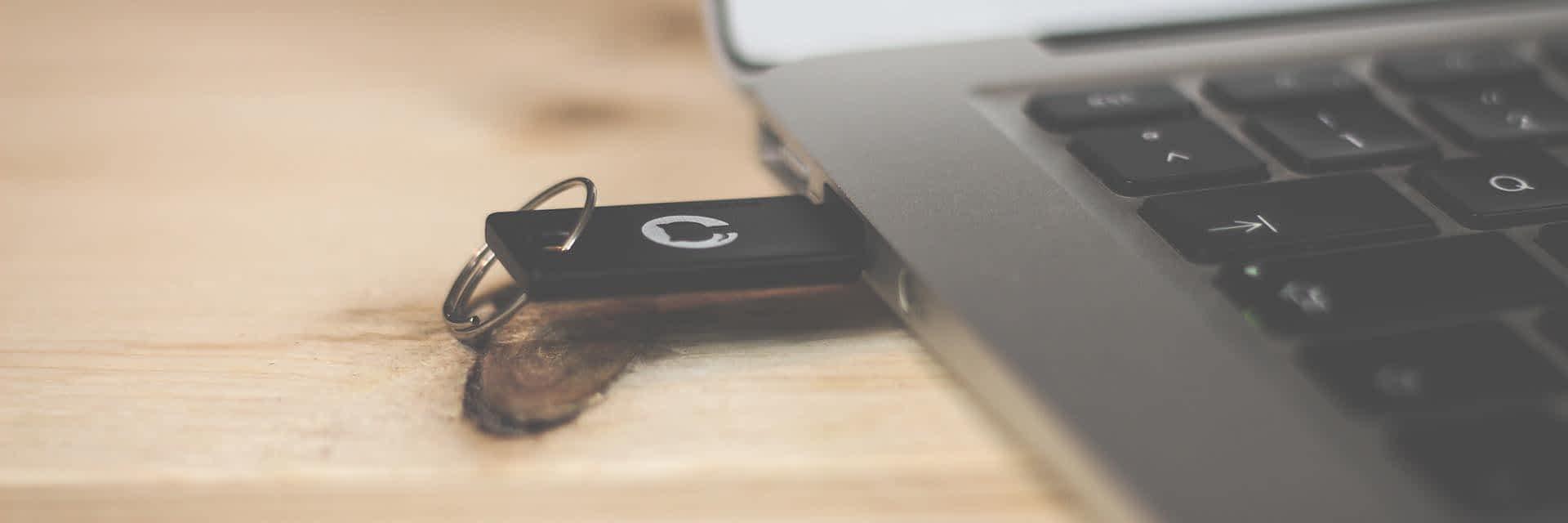 Le risque des clés USB